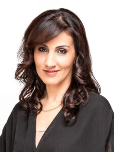 Ghada alkhatib at the salon at 10 newbury the salon at for 10 newbury salon