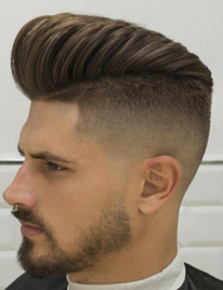 Amazing Top Hairstyles For Men In 2016 The Salon At 10 Newbury The Hairstyle Inspiration Daily Dogsangcom