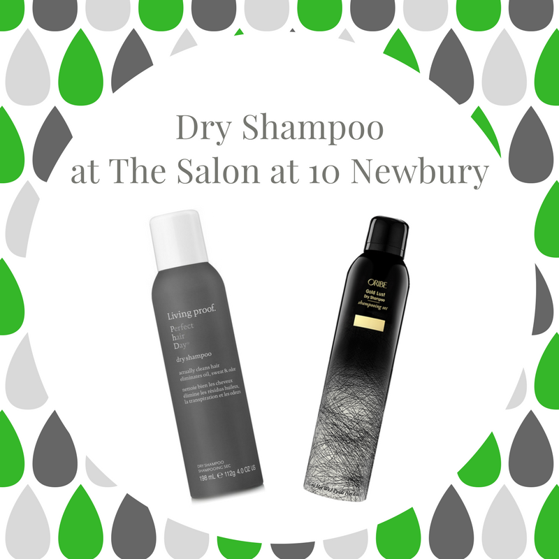 The 1 hair essential dry shampoo the salon at 10 for 10 newbury salon