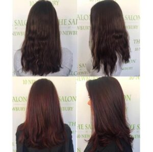 Model Before & After